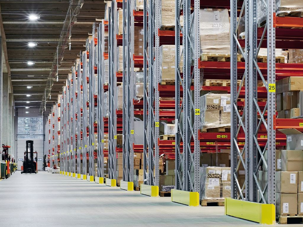 Selective Pallet Racking Design and Installation
