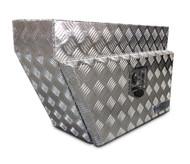 Underbody Tool Box LHS Aluminium- Ute & Truck