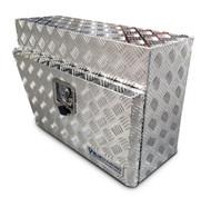 Underbody Tool Box RHS Aluminium- Ute & Truck