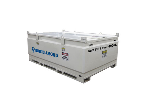 4500 Litre Fuel Tank Self Bunded - Diesel- Petrol