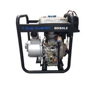 80MM Diesel Water Transfer Pump - Electric Start **Clearance**