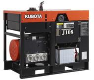 Kubota Generator J108 8KVA