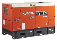 Kubota 11KVA  Generator SQ1120
