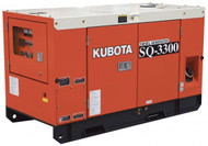 Kubota SQ3300 Generator 30KVA 3 Phase