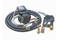 Diesel Pump Kit 24 Volt with Automatic Gun 75 L/MIN - Italian