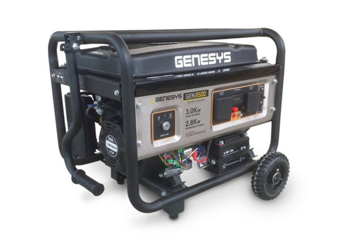 portable generator for trade or home use