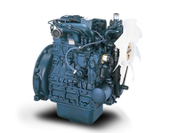 Kubota Engine D1503-M 26.1HP