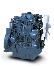 Kubota Engine V3800 - 78.8HP