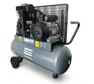 Air Compressor Piston 3HP, 12.3CFM,100L, Mobile- Atlas Copco