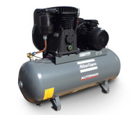 Air Compressor Piston 7.5HP, 29.5CFM, 150, Mobile- Atlas Copco