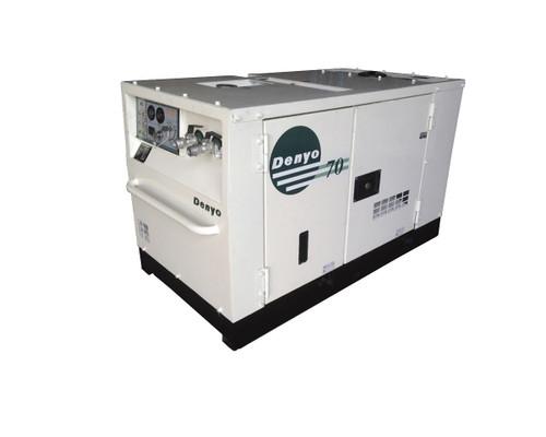 Used Denyo Air Compressor