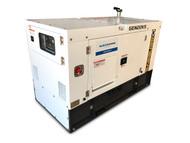 22 KVA Diesel Generator KUBOTA Engine -1 Phase 240V