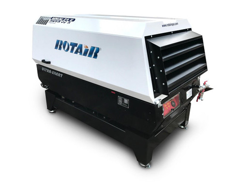 Skid Mounted Air Generator- Rotair MDVN 53K
