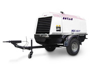Rotair Portable Compressor 176HP, 530CFM