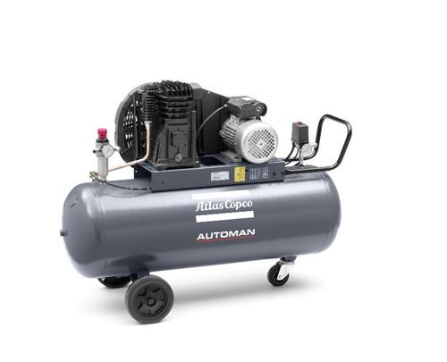 Atlas Copco Air Compressor Piston 4HP, 16.3CFM, Mobile