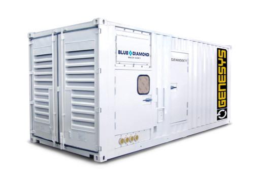 1100 kva containerised diesel generator