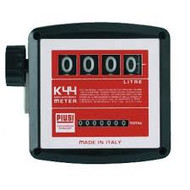 Piusi 4 Digit Mechanical Diesel Meter K44