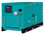 DENYO 35KVA Diesel Generator - DCA-35SPK