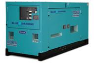 DENYO 100KVA Diesel Generator - 3 Phase