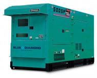 DENYO 500KVA Diesel Generator - DCA-500SPK