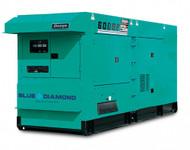 DENYO 600KVA Diesel Generator - DCA-600SPK