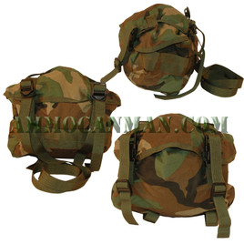 Field Training Pack Woodland Camo Previously Issued