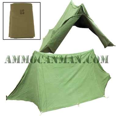 One Half Shelter Tent Replacement Previously Issued