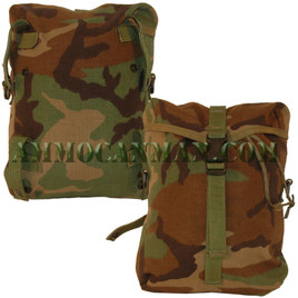 Sustainment Pouch Woodland Camo Previously Issued