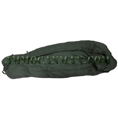 Mummy Style Extreme Cold Weather Bag Previously Issued