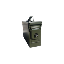 New Lock Latch 30 Cal Ammo Can Blank