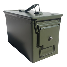 New Lock Latch 50 CAL Ammo Can Blank