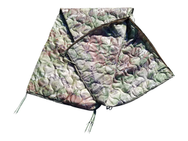 MilSpec Scorpion OCP Camo Poncho Liner Blanket