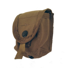 US Military MOLLE II Single Hand Grenade Tactical Pouch