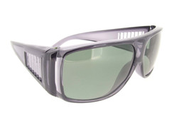 Sunglasses Over Glasses Polarized UV400 Polycarbonate Frame - Gray Lenses