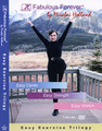 Mirabai Holland Fabulous Forever Easy Cardio, Strength & Stretch Trilogy, 3 DVD Set