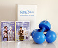 Skeletal Fitness Exercise Kit: Two Skeletal Fitness Dvds (Original & Interval Cardio/Strength) Plus a Pair of Water Fillable Hand Weights Only $29.95