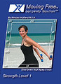 BEGINNER STRENGTH & CORE WORKOUT Moving Free®  Longevity Solution Strength Level 1 DVD