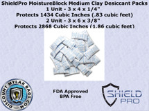 1 Unit Desiccant (28 Gram, 1 Ounce)