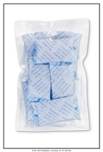 3 Gram Silica Gel Desiccant Pack (Protects 141 Cubic Inches) - Automatic Discounting