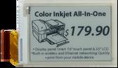 """2.7"""" e-paper panel"""