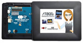 "FTDI VM800B 4.3"" TFT Display Development Platform with Black Bezel"