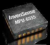 InvenSense MPU-6555 6-Axis (Gyroscope + Accelerometer) Sensor IC with AAR