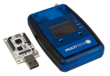 Portable, Handheld End-Point Device for Conducting LoRa® Site Surveys (MTDOT-BOX Series)