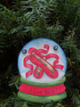 Ballet  Personaized Christmas Ornament