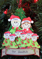Elf Family of 8