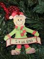 1st Grade Elf Green
