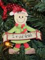 2nd Grade Elf Green