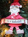 Basketball Elf Girl