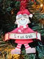 1st Grade Elf Red Girl