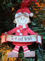 2nd Grade Elf Red Girl